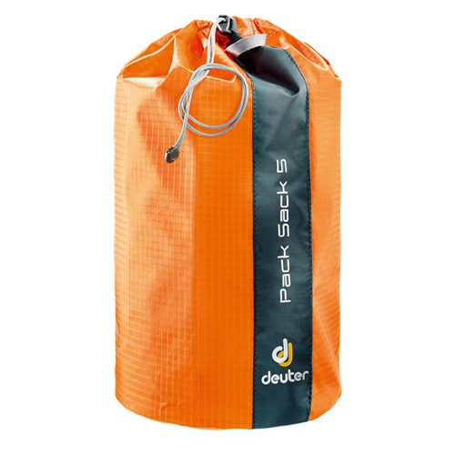 Мешок Deuter Pack Sack 5 л. (mandarine)