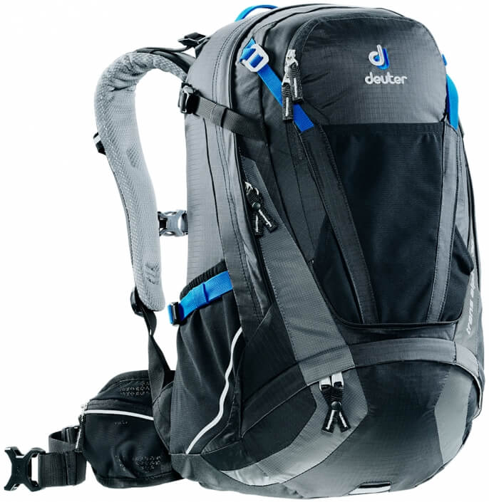 Рюкзак Deuter Trans Alpine 30 л. (Чёрный)
