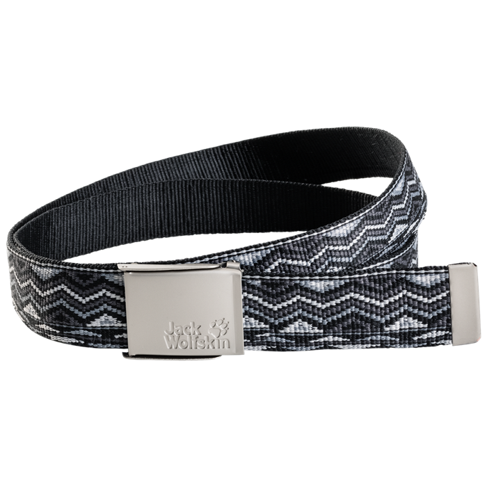 Ремень Jack Wolfskin Picuris Belt (Черный)
