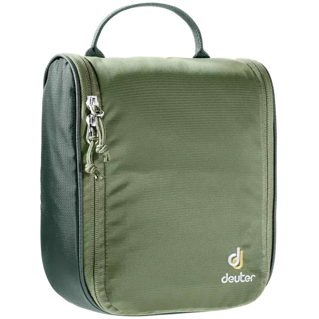 Косметичка Deuter Wash Center I (3900420_2243 khaki-ivy)
