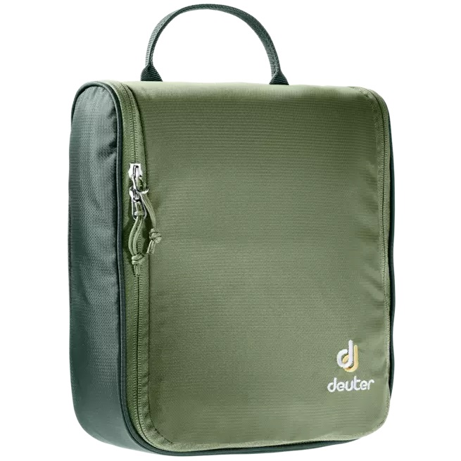 Косметичка Deuter Wash Center II (3900520_2243 khaki-ivy)
