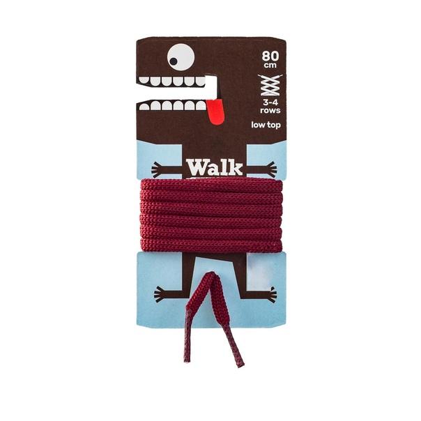 Шнурки для обуви Walk Basic 80см - туристическое снаряжение в Минске
