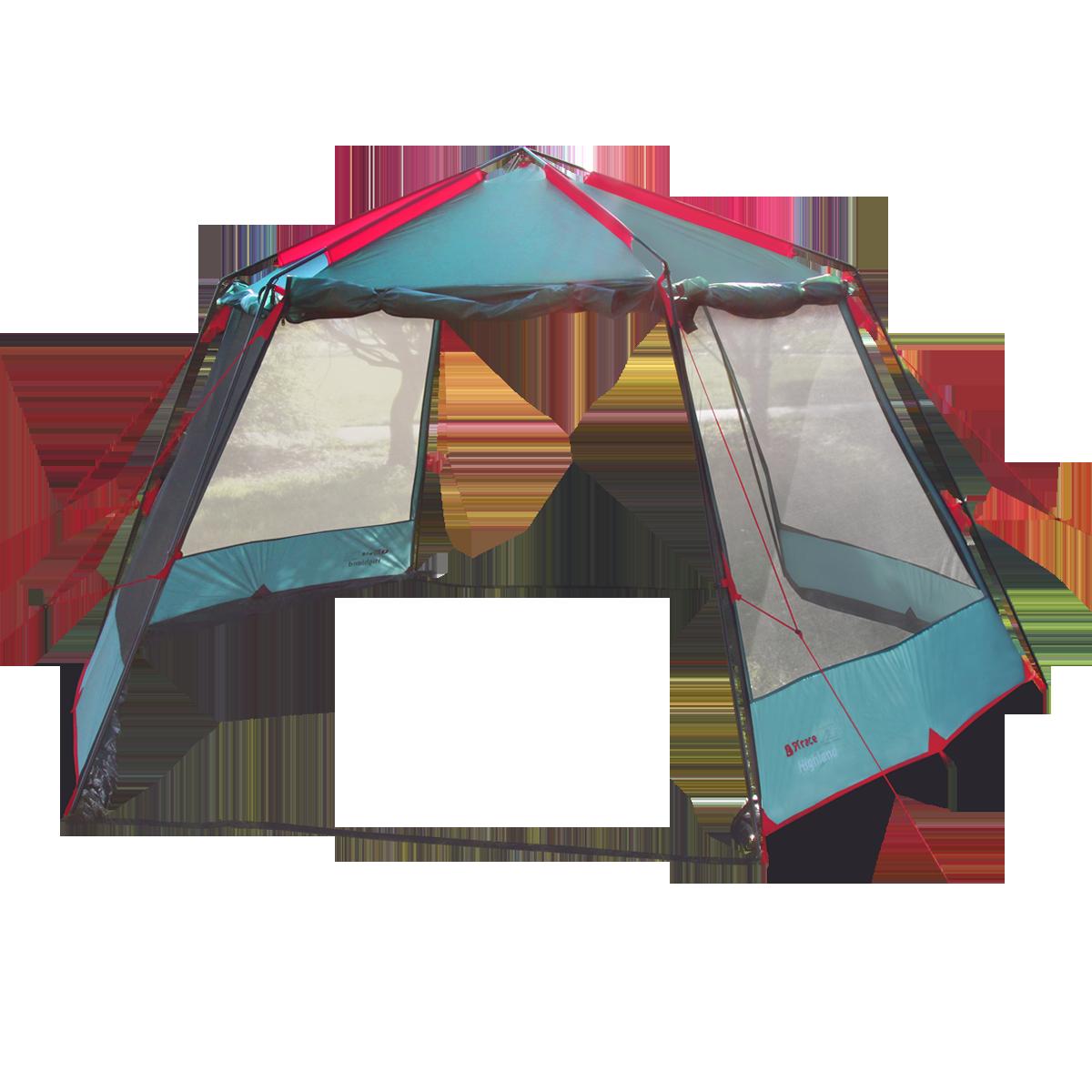 Палатка шатер BTrace Highland купить в Минске. Фото �6