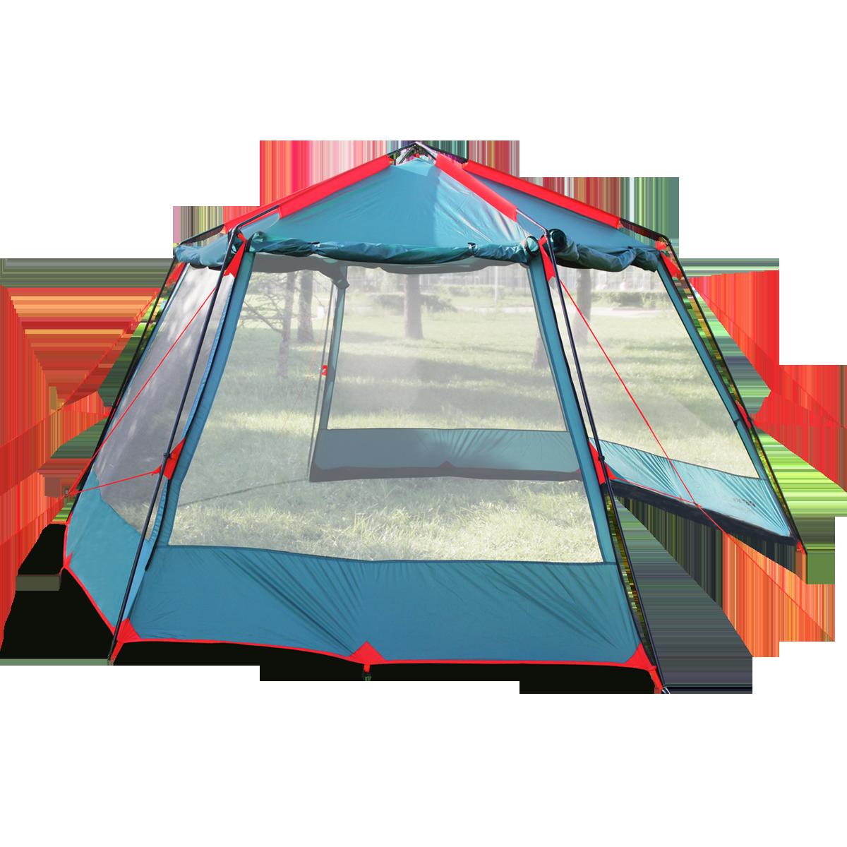 Палатка шатер BTrace Highland купить в Минске. Фото �4