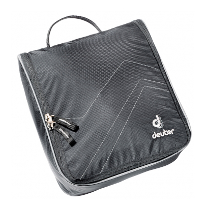 Косметичка Deuter Wash Center II (black-titan)