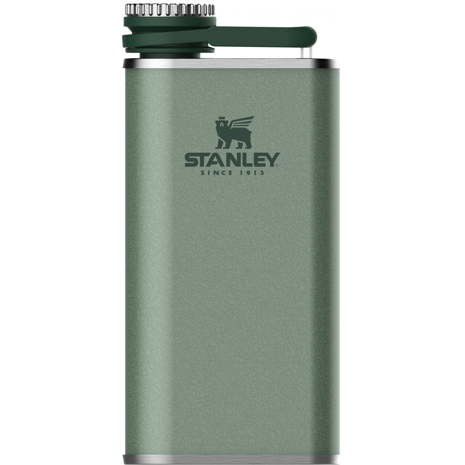 Фляга Stanley The Easy-Fill Wide Mouth Flask 0,23 л (10-00837-126 Зеленый)
