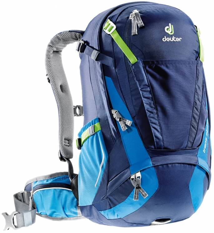 Рюкзак Deuter Trans Alpine 30 л. (Синий)