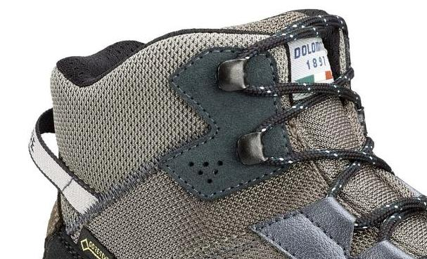 Ботинки Dolomite Brez Gtx трекинговые - туристическое снаряжение в Минске. Фото �2