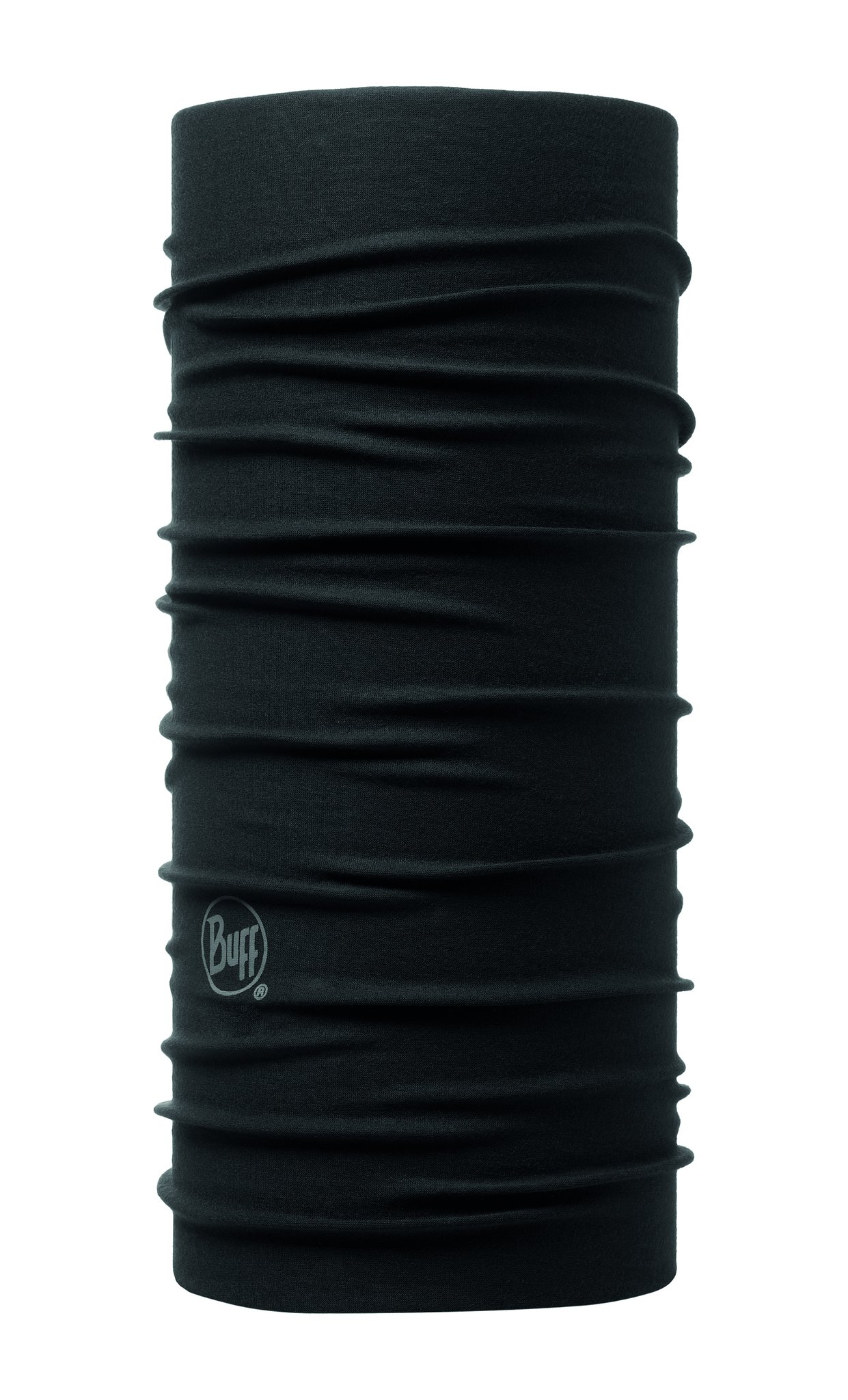 Бандана Original Buff Solid Black 117818 (53-62)