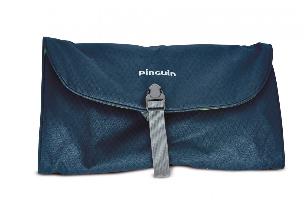Косметичка Pinguin Fordable Washbag L (Синий)