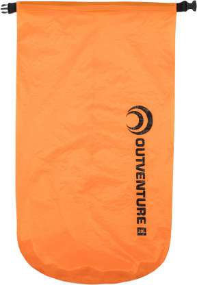 Гермомешок Outventure Waterproofing bag 20 л. (Оранжевый)