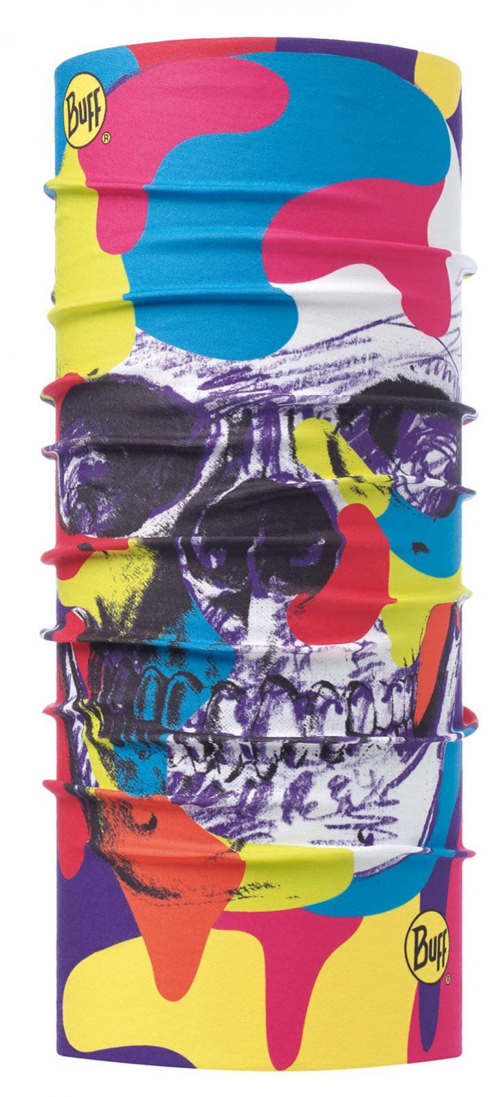 Мультибандана Buff Original Freeskull Multi 115207 (53-62)