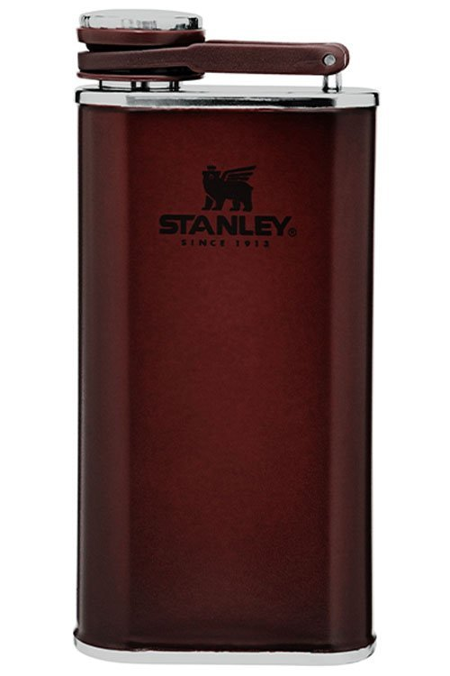 Фляга Stanley The Easy-Fill Wide Mouth Flask 0,23 л (10-00837-197 Бордовый)