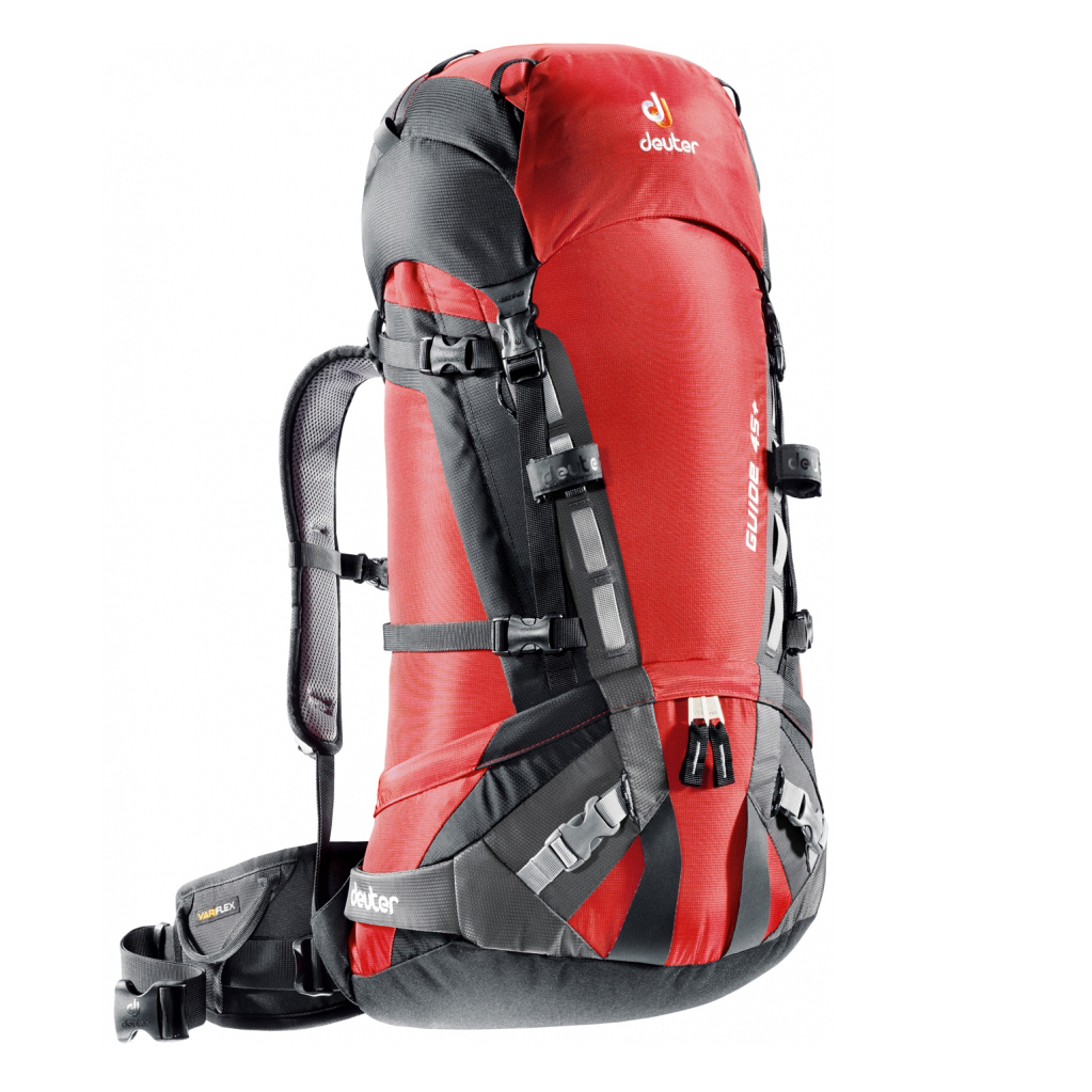 Рюкзак туристический Deuter Alpine Guide 45+ (cranberry-anthracite)