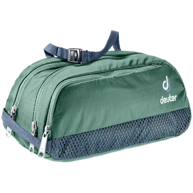 Косметичка Deuter Wash Bag Tour II (3900620_2331 seagreen-navy)