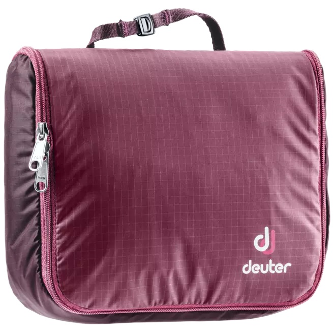 Косметичка Deuter Wash Center Lite I (3900220_5543 Maron-aubergine)