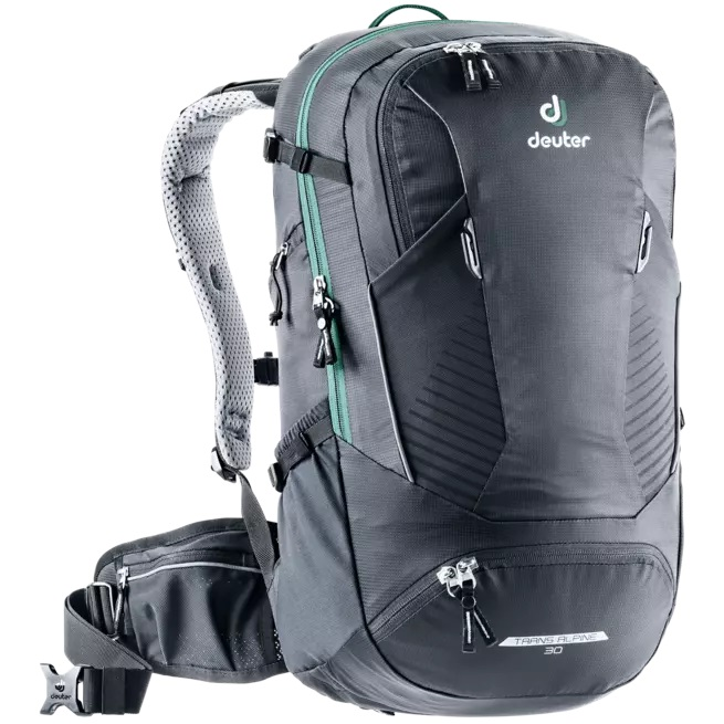 Рюкзак Deuter Trans Alpine 30 (3205520-7000 black)