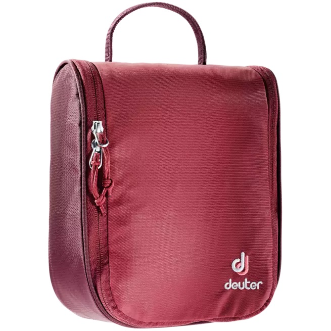 Косметичка Deuter Wash Center I (3900420_5528 cranberry-maron)
