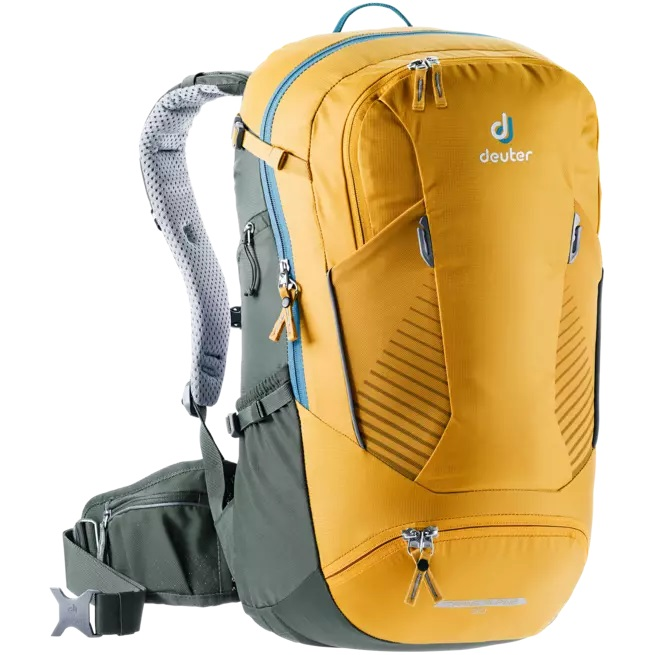 Рюкзак Deuter Trans Alpine 30 (3205520-9203 curry-ivy)