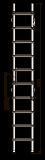 Лестница Техношанс Луск-2-3,3 диэлектрическая купить в Минске в магазине Робинзон