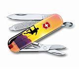 Нож перочинный Victorinox Classic 2020 Climb High (0.6223.L2004)