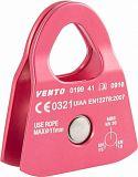 Блок-ролик одинарный Vento «Соло V2» (дюраль) купить в Минске в магазине Робинзон