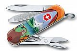 "Нож перочинный Victorinox Classic ""Call of Nature"" 58мм 7функций (0.6223.L1802)"