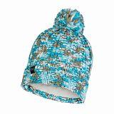 Шапка Buff Knitted & Polar Hat Livy Aqua 120705 - туристическое снаряжение в Минске