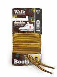 Шнурки для обуви Walk Boots 120см усиленные - туристическое снаряжение в Минске