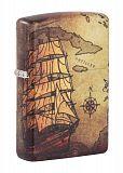 Zippo Pirate Ship Design - туристическое снаряжение в Минске
