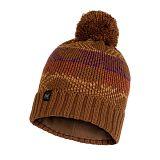 Шапка Buff Knitted & Polar Hat Garid Tundra Khaki 120858 - туристическое снаряжение в Минске