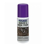 Пропитка Nikwax Nubuck Suede Spray 125 (Нубук и Замша)