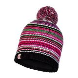 Шапка Buff Knitted & Polar Hat Junior Amity Multi 113533 - туристическое снаряжение в Минске