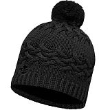 Шапка Buff Knitted & Polar Hat Savva Black 111005 - туристическое снаряжение в Минске